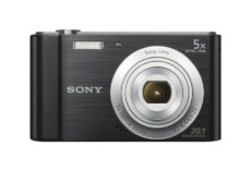 Sony DSCW800 Product Specification
