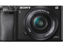 Sony Alpha a6000 Mirrorless, High Quality Camera fit to Your Pocket